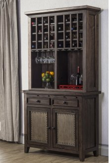 Tuscan Retreat® Buffet and Hutch