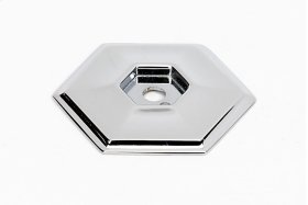 Nicole Backplate A426 - Polished Chrome
