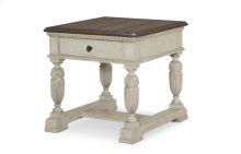 Renaissance Rectangular End Table