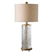 Tessa Table Lamp, GLASS, ONE