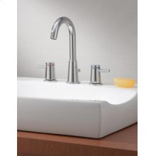 CONTEMPORARY Widespread Bathroom Faucet