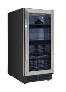 "15"" Built-In Deluxe Beverage Center"