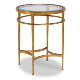 Madeline Round Side Table