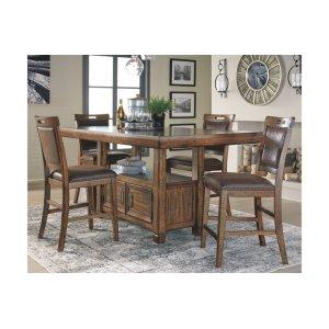 AshleyASHLEYRECT Dining Room Counter Table