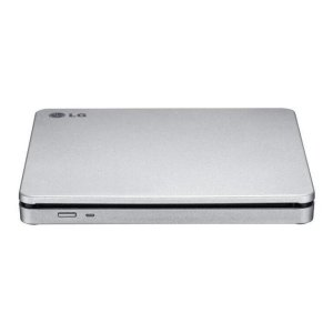LG Appliances8x Portable DVD Rewriter with M-DISC