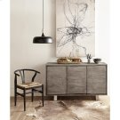 Waverly - Sideboard - Sandblasted Gray Finish Product Image