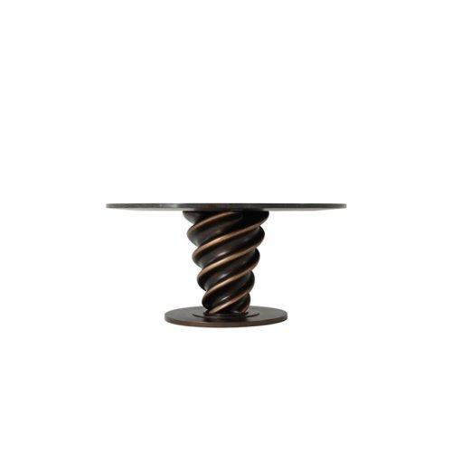 Fresh Twist Round Dining Table