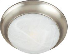 Essentials 2-Light Flush Mount