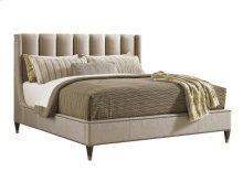Queen Barrington Upholstered Platform Bed