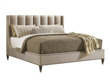 Queen Barrington Upholstered Platform Bed