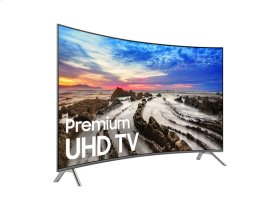 """65"""" Class MU8500 Premium Curved 4K UHD TV"""