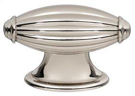 Tuscany Knob A232 - Polished Nickel