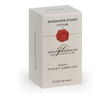 Alexander Julian's Finish Sample Box (14 Samples)