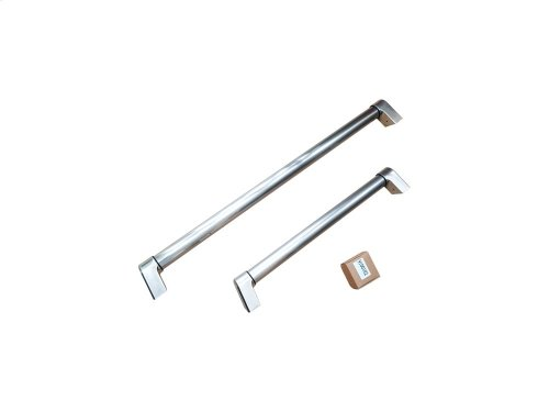 Handle Kit for 31 Bottom Mount refrigerator Stainless