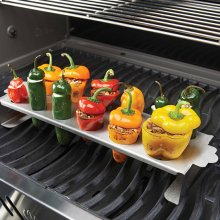 Jalapeno and Peppers Roast Rack