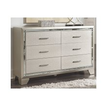 Lonnix 6 Drawer Dresser