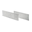 13.5'' x 3.75'' and 11'' x 3.75 Aluminum Range Hood Filters, 2 Pack Product Image