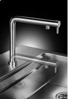 Unique Concept With Telescopic Spout That Slides Up and Down and Control Positioned On the Head of the Tap Product Image