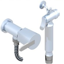 Ablution Bidet Set With Trigger Spray