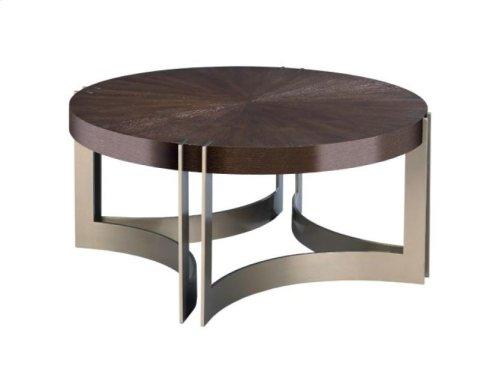 Kenton Round Cocktail Table