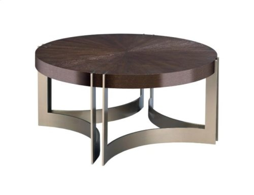 Kenton Round Cocktail Table