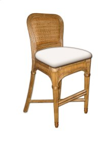 24'' Backless Bar Stool, Available in Antique Palm Finish Only.