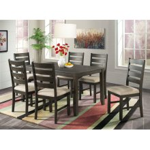 Brock Table and 6 Chairs