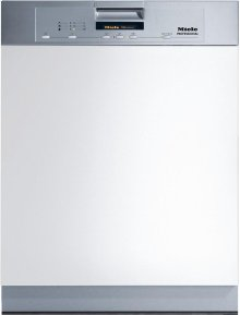 PG 8080 i [120V] Integrated dishwasher ADA compliant, for large loads of dishware in office kitchens and utility areas.