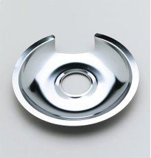 "8"" Chrome Drip Bowl - Hinged Element"