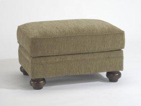 Winston Fabric Ottoman