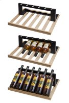 Set of 2 Shelves To Display Wine In Swc1775 or Swc1735c Commercial Wine Cellars Product Image