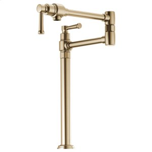 Artesso® Deck Mount Pot Filler Faucet Product Image