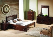 Full Contempo Bed