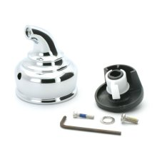 Monticello handle hub kit
