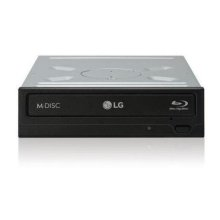 BD-ROM / DVD Writer 3D Blu-ray Disc Playback & M-DISC Support