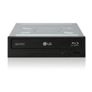 LG ElectronicsBD-ROM / DVD Writer 3D Blu-ray Disc Playback & M-DISC Support