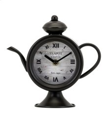 Teapot Desk Clock