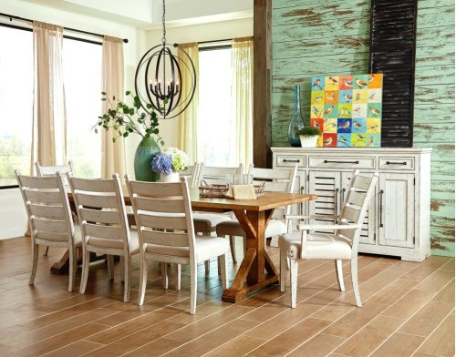 Coming Home 7 Pc. Dining Room Set
