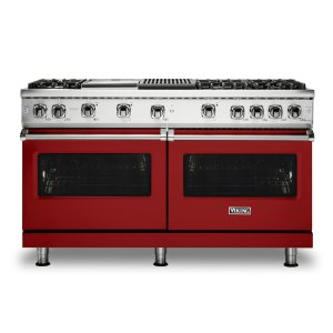 "Viking60"" Gas Range, Natural Gas"