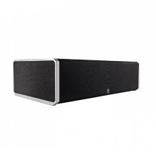 """High-Performance Center Channel Speaker with Integrated 8"""" Bass Radiator"""