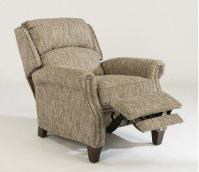 Whistler Fabric High-Leg Recliner
