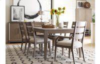 High Line by Rachael Ray Leg Table Product Image