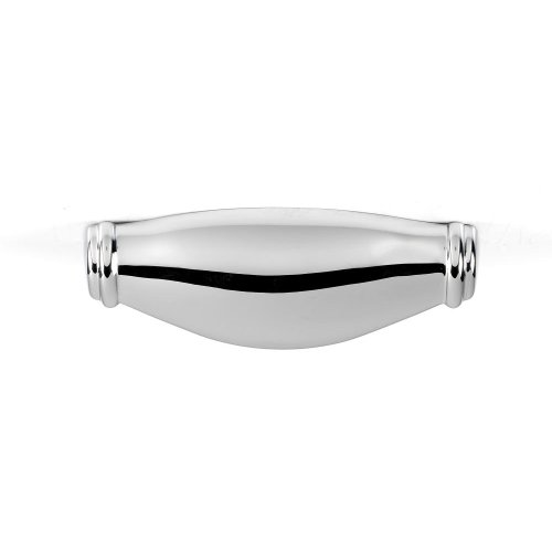 Charlie's Collection Cup Pull A626-3 - Polished Chrome