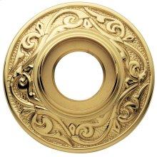 Lifetime Polished Brass 5003 Estate Rose