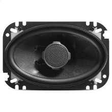 "GTO6428 120-Watt, Two-Way 4"" x 6"" Speaker System"