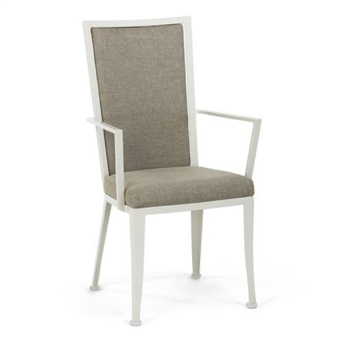 Luca Uph. Arm Chair