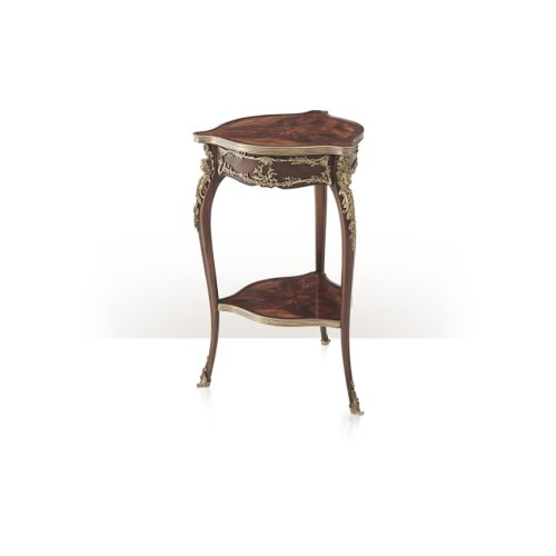 Caryatids Accent Table