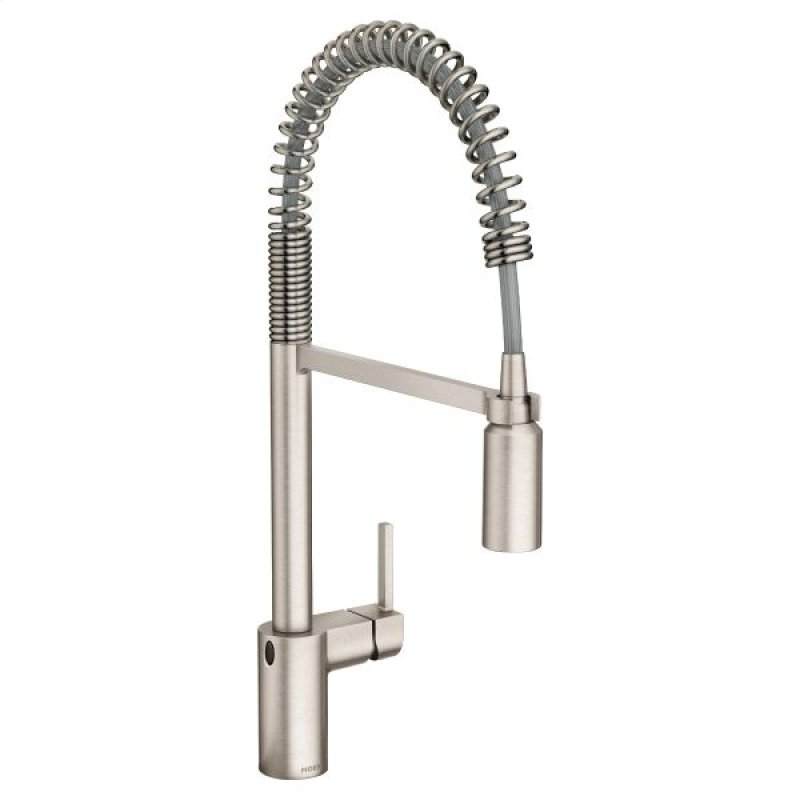 5923EWSRS in Spot Resist Stainless by Moen in Painesville, OH ...