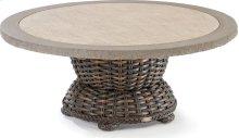 South Hampton Cocktail Table - Composite Top