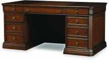 "Cherry Creek 66"" Executive Desk"